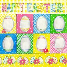 Happy Easter - Tags