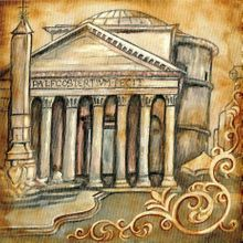 The Pantheon - Print