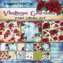 'Vintage Garden' Collection Pack