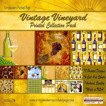 VINTAGE VINEYARD Collection Pack