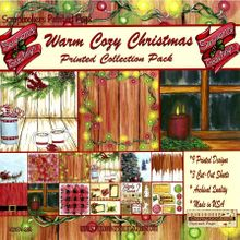 'Warm Cozy Christmas' Collection
