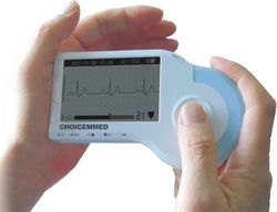 Choice MD100B Handheld ECG Monitor