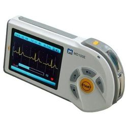 Choice Medical MD100E Handheld ECG Monitor, Color Screen, Real Time PC View
