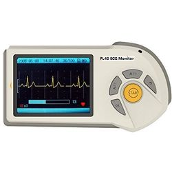 Facelake FL40 ECG Monitor with color screen, real time PC view