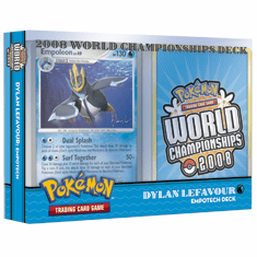 2008 Pokemon World Champ EMPOTECH Deck played by Dylan Lefavour