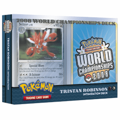 2008 Pokemon World Champ INTIMIDATION Deck played by Tristan Robinson