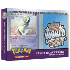 2008 Pokemon World Champ PSYCHIC LOCK Deck played by Jason Klaczynski