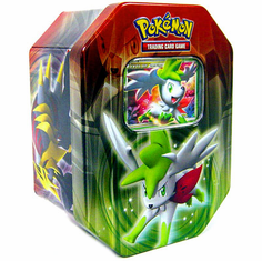 2009 Platinum Pokemon Card Game Shaymin Tin