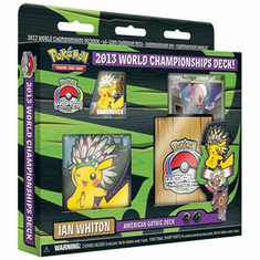 2013 Pokemon World Championship Deck - Ian Whiton American Gothic