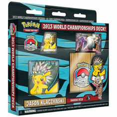2013 Pokemon World Championship Deck - Jason Klaczynski Darkrai