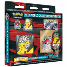 2013 Pokemon World Championship Deck - Yugo Sato Ultimate Team Plasma