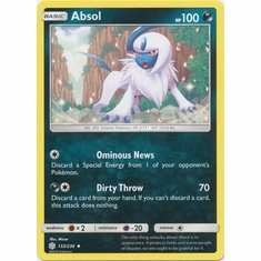 Absol - 133/236 Cosmic Eclipse