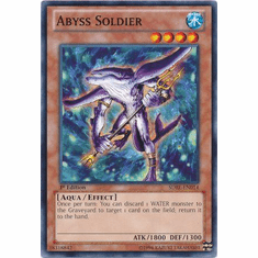 Abyss Soldier SDRE-EN014 - Realm of the Sea Emperor Common Card