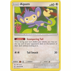 Aipom - 169/236 Cosmic Eclipse