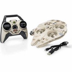 Air Hogs Disney Star Wars Remote Control Ultimate Millennium Falcon Quad