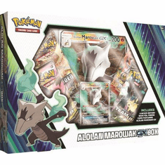 Alolan Marowak GX Box (Pokemon)