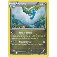 Altaria 53/108 Uncommon - Pokemon XY Roaring Skies Card