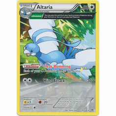 Altaria 74/108 Rare - Pokemon XY Roaring Skies Card