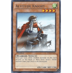 Altitude Knight LTGY-EN036 - Lord Of The Tachyon Galaxy Rare