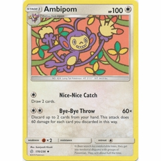 Ambipom - 170/236 Cosmic Eclipse