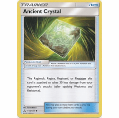 Ancient Crystal 118/156 Uncommon - Pokemon Ultra Prism