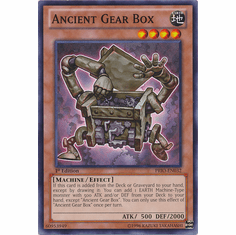 Ancient Gear Box PRIO-EN032 - YuGiOh Primal Origin Common Card