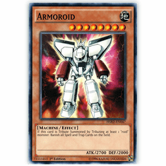 Armoroid HSRD-EN047 Common - YuGiOh High Speed Riders Card