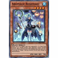 Aromage Rosemary CORE-EN036 Ultra Rare - YuGiOh Clash of Rebellions Card
