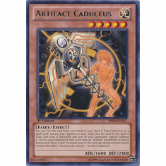 Artifact Caduceus PRIO-EN017 - YuGiOh Primal Origin Rare Card