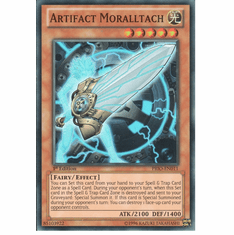 Artifact Moralltach PRIO-EN011 - YuGiOh Primal Origin Super Rare Card