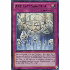 Artifact Sanctum PRIO-EN072 - YuGiOh Primal Origin Ultra Rare Card