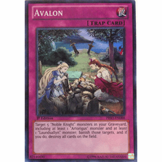 Avalon PRIO-EN088 - YuGiOh Primal Origin Super Rare Card