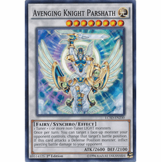 Avenging Knight Parshath LC5D-EN230 - Legendary Collection 5D's Common