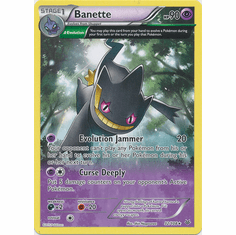 Banette 32/108 Rare - Pokemon XY Roaring Skies Card