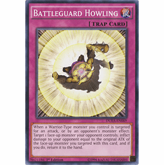 Battleguard Howling DUEA-EN069 - Common Duelist Alliance Card