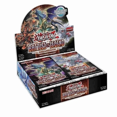 Battles of Legend - Armageddon Booster Box