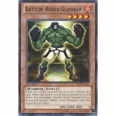 Battlin' Boxer Glassjaw LTGY-EN017 - Lord Of The Tachyon Galaxy Common