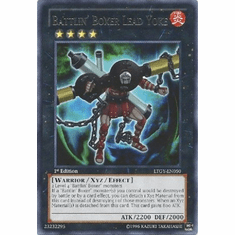 Battlin' Boxer Lead Yoke LTGY-EN050 - Lord Of The Tachyon Galaxy Rare