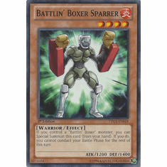 Battlin' Boxer Sparrer LTGY-EN018 - Lord Of The Tachyon Galaxy Common