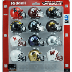 Big 10 Conference Pocket Pro Set
