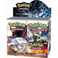 Black & White Series 1 Booster Box - Pokemon Cards