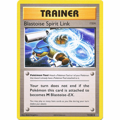 Blastoise Spirit Link 73/108 Uncommon - Pokemon XY Evolutions Single Card