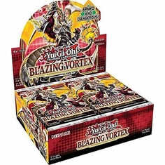 Blazing Vortex Booster Box of 24 1st Edition Packs