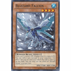 Blizzard Falcon LTGY-EN012 - Lord Of The Tachyon Galaxy Common