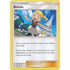 Bonnie 103/131 Uncommon - Pokemon Sun & Moon Forbidden Light Card