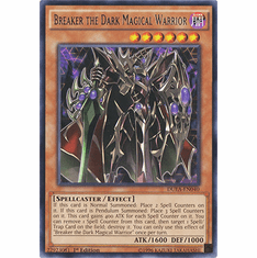 Breaker the Dark Magical Warrior DUEA-EN040 - Common Duelist Alliance Card
