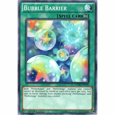 Bubble Barrier CORE-EN058 Common - YuGiOh Clash of Rebellions Card