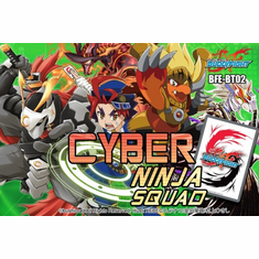 Buddyfight Cyber Ninja Squad Booster Box