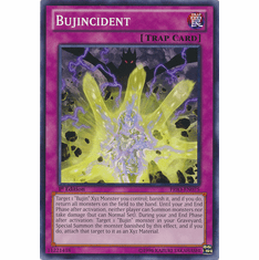 Bujincident PRIO-EN075 - YuGiOh Primal Origin Common Card