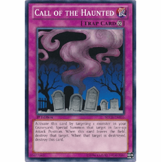 Call of the Haunted SDCR-EN03 - YuGiOh Cyber Dragon Revolution Common Card